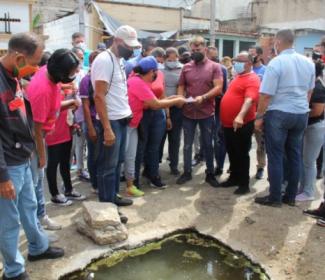 Con éxito se lleva gran despliegue de atención integral en la comunidad de Campo Alegre