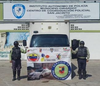 Policia de Girardot ejecutó acciones de seguridad y control del ordenamiento urbano