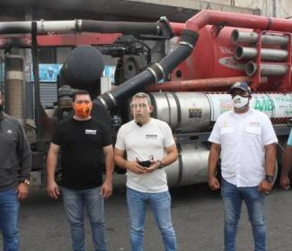 Alcaldía desplegó Jornada Especial de Limpieza en el centro de Maracay