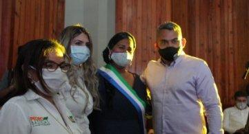 Alcalde Pedro Bastidas condecoró a maracayeros por su trayectoria y aporte al municipio Girardot