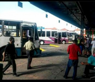 Terminal de Maracay avanzó en el Plan de Ordenamiento Urbano en el 2020