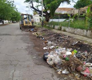 Alcaldía de Girardot se desplegó en jornadas de mantenimiento en el sur de Maracay