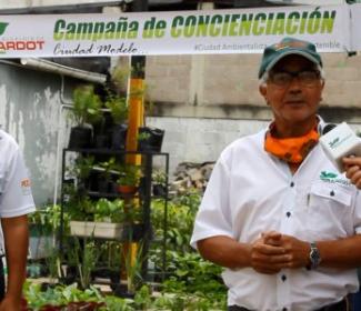 Vivero municipal constituye imagen urbana de Maracay