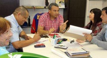 """Bastidas: """"formaremos líderes ecológicos en el municipio Girardot"""""""